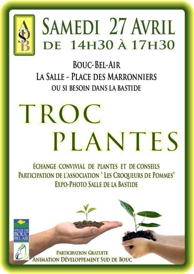 Troc aux Plantes Bouc Bel Air