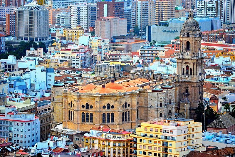 Cathédrale de Malaga