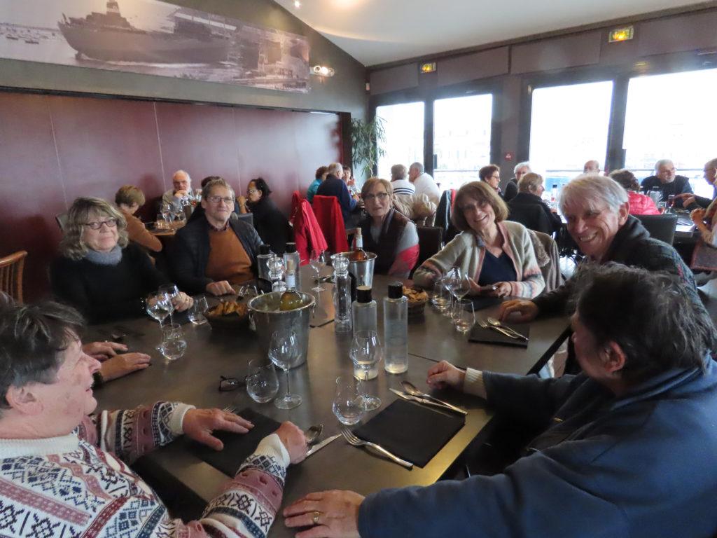 Repas au restaurant Au Chantier - La Ciotat