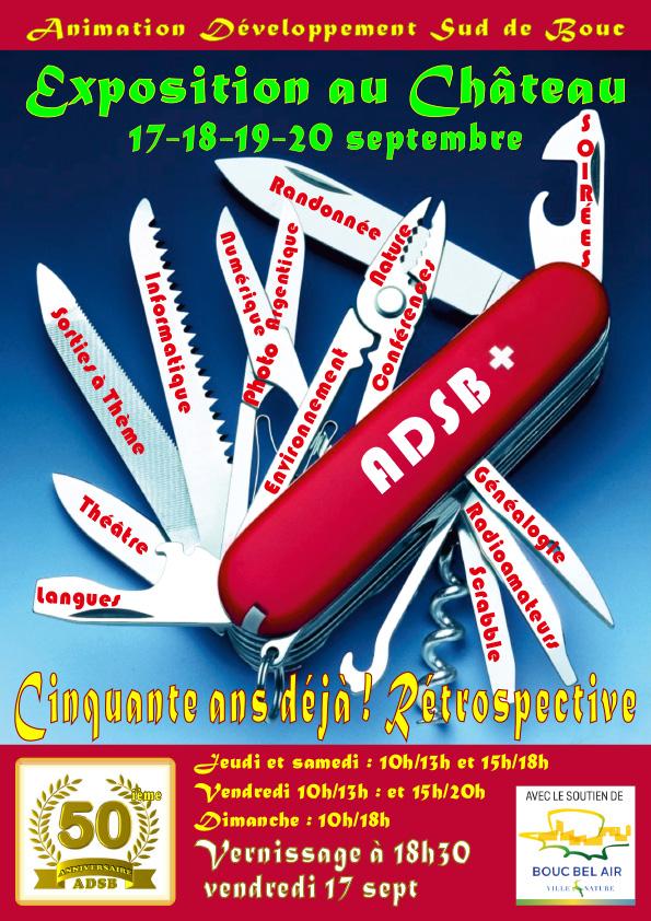 50 ans de l'ADSB : exposition